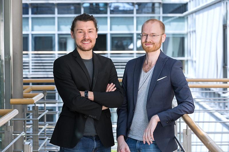 Gesamtsieger des IQ Innovationspreis Mitteldeutschland 2018: Chargex GbR