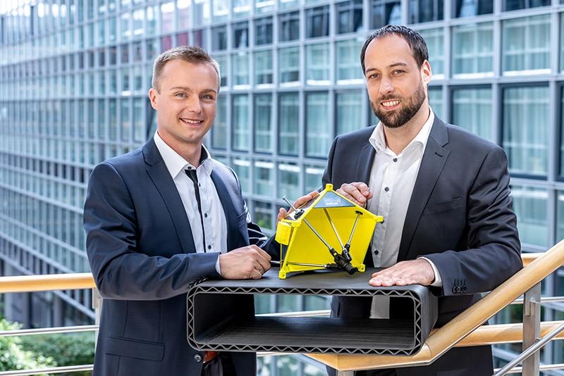 Sieger im Cluster Chemie/Kunststoffe 2019: Metrom Mechatronische Maschinen GmbH