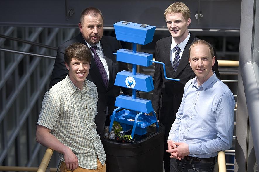 Sieger im Cluster Chemie/Kunststoffe 2013: RecoPhos Consult GmbH