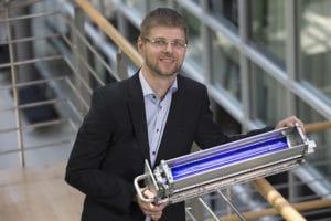 Sieger im Cluster Chemie/Kunststoffe 2014: Innovative Oberflächentechnologien GmbH