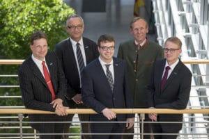 Sieger im Cluster Energie/Umwelt/Solarwirtschaft 2014: Technische Hochschule Dresden