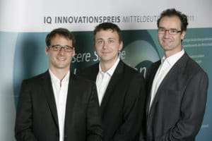 Sieger im Cluster Energie/Umwelt/Solarwirtschaft 2011: FiberCheck GmbH i.G.