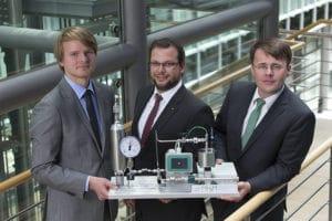 Sieger im Cluster Energie/Umwelt/Solarwirtschaft 2015: Fraunhofer IFAM Dresden