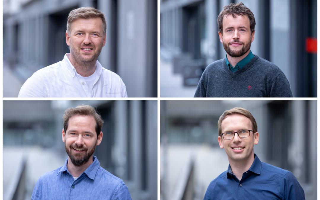 Zweitplatzierte im Cluster Automotive 2020: Robin GbR / TU Dresden