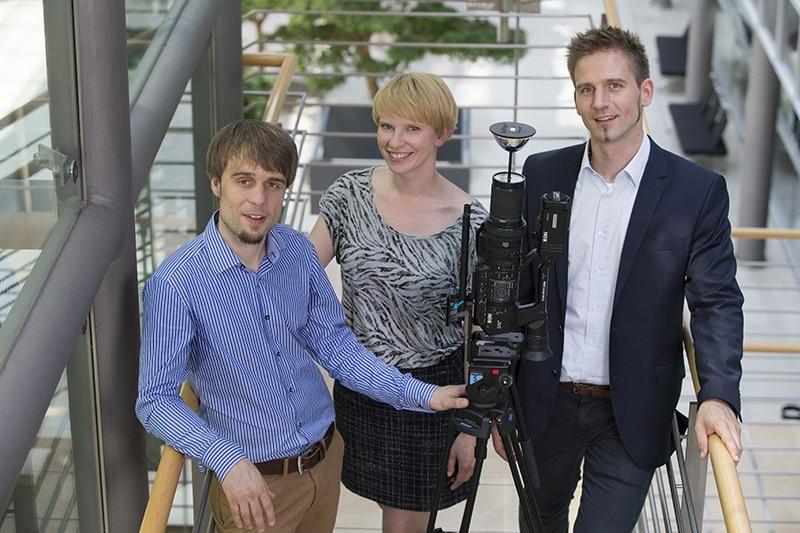 Sieger im Cluster Informationstechnologie 2014: videostream360 GmbH