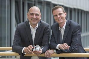 Sieger im Cluster Chemie/Kunststoffe 2015: JenaBatteries GmbH