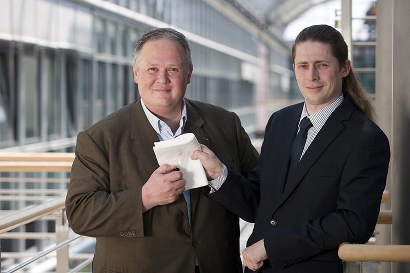 Sieger im Cluster Chemie/Kunststoffe 2012: OMP GmbH
