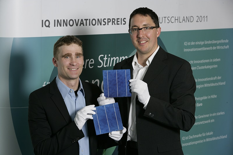 Sieger im Cluster Solarwirtschaft 2011: Q-CELLS SE