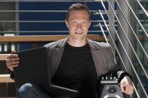 Sieger im Cluster Informationstechnologie 2012: Prof. Dr. Alexander Carôt aus Köthen