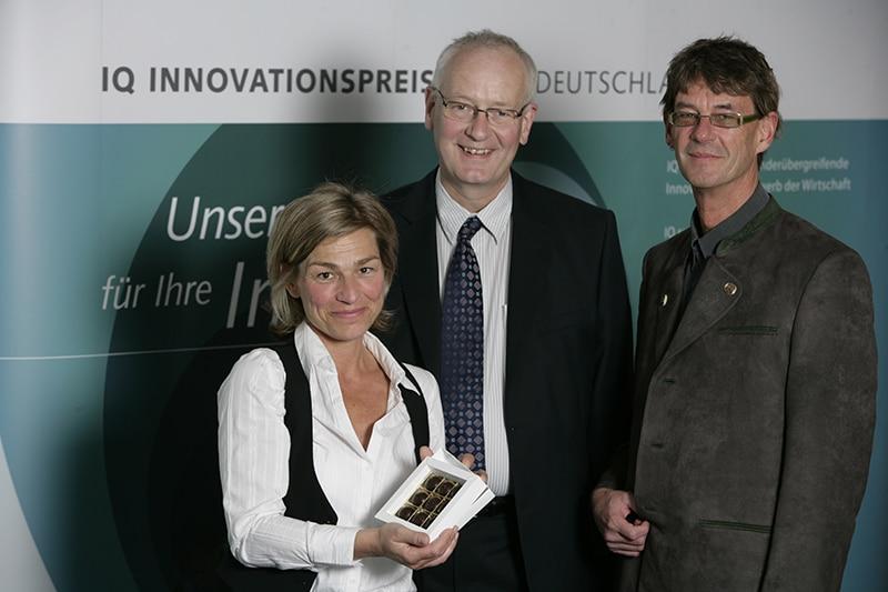 Sieger im Cluster Ernährungswirtschaft 2011: Technische Universität Dresden