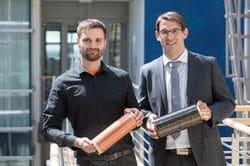 Sieger im Cluster Chemie/Kunststoffe 2017: inca-fiber GmbH