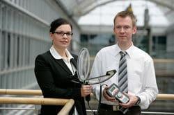 Sieger im Cluster Energie/Umwelt 2010: SONOTEC Ultraschallsensorik Halle GmbH