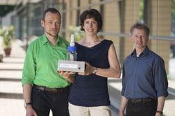 Preisträger des IQ Innovationspreis Leipzig 2014